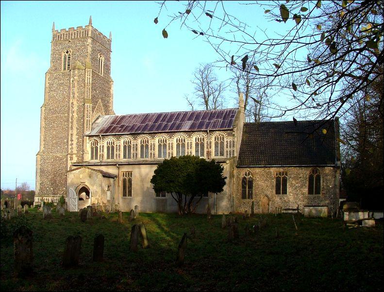 St John the Baptist Church