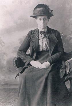 Sarah Fellingham née Kerry (1856-1932)