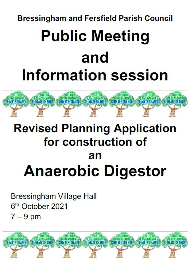 Anaerobic Digestor Meeting