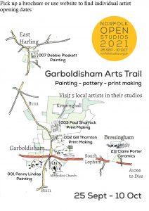 Garboldisham Arts Trail 2021