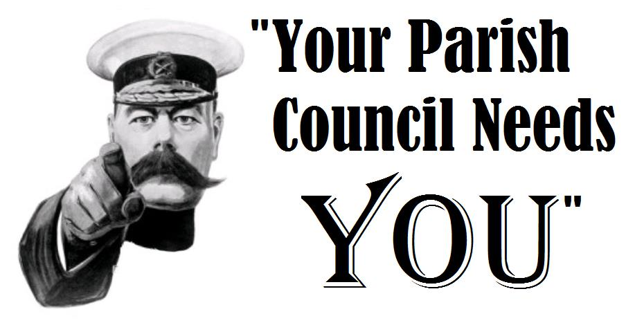 Your Parish Council Needs You
